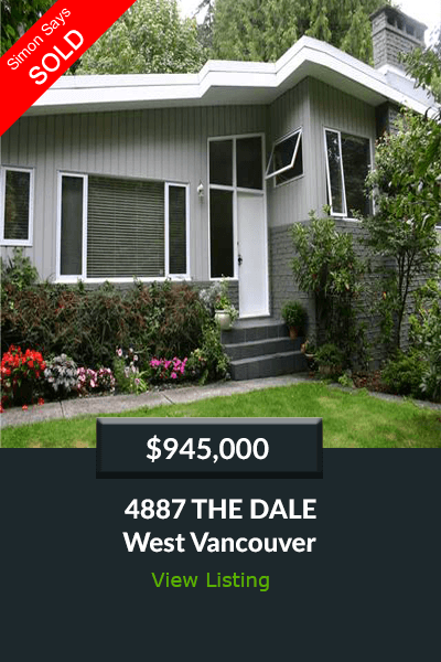 4887 THE DALE west Vancouver