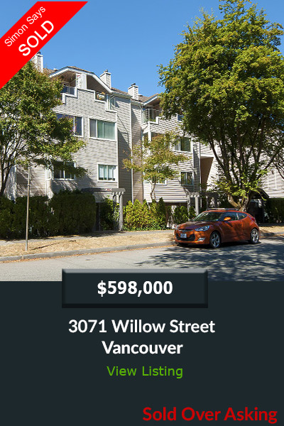 Vancouver Real Estate Sold Over Asking